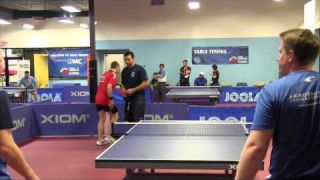 Table Tennis - World Police and Fire Games 2015