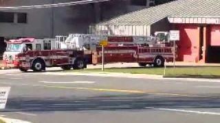 Fairfax County Fire Rescue Tiller Truck 429