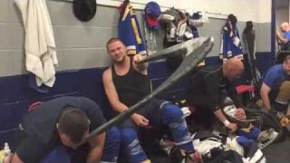 Finest Hockey Club @ the 2015 World Police Fire Games in Fairfax VA