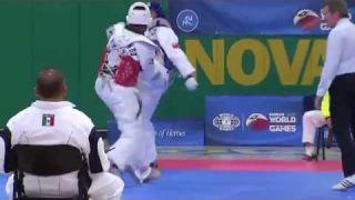 Day 4 Taekwondo, World Police & Fire Games