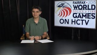 HCTV 7-2-2015 World Police and Fire Games Up-date