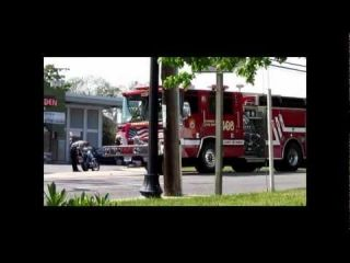 Fairfax County, Annandale - Motorcycle vs Car - Onscene - 5/27/12