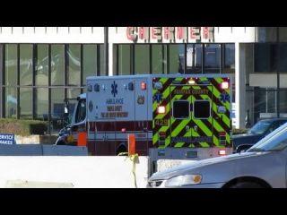 Fairfax County Medic 429 Responding
