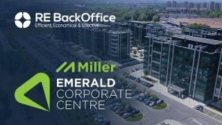 Emerald Corporate Centre | Commercial Property | Belgrade |Commercial Real Estate Tour